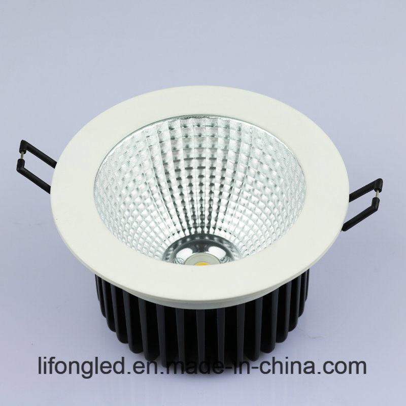 Super Energy Saving 155mm Cut out 35W COB LED Downlights
