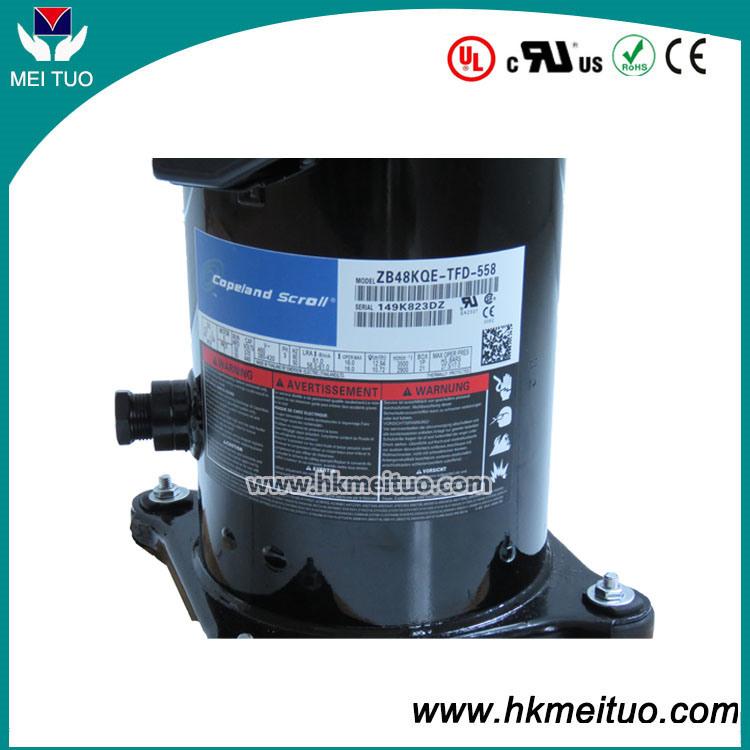 [Hot Item] 4 Ton Copeland Scroll Compressor Zp61kce-Pfz Copeland  Refrigeration Compressor