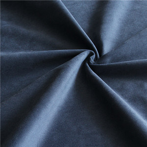 China Supplier High Quality 100 Polyester Micro Velboa Fabric Italy Italian Velvet For Sofa