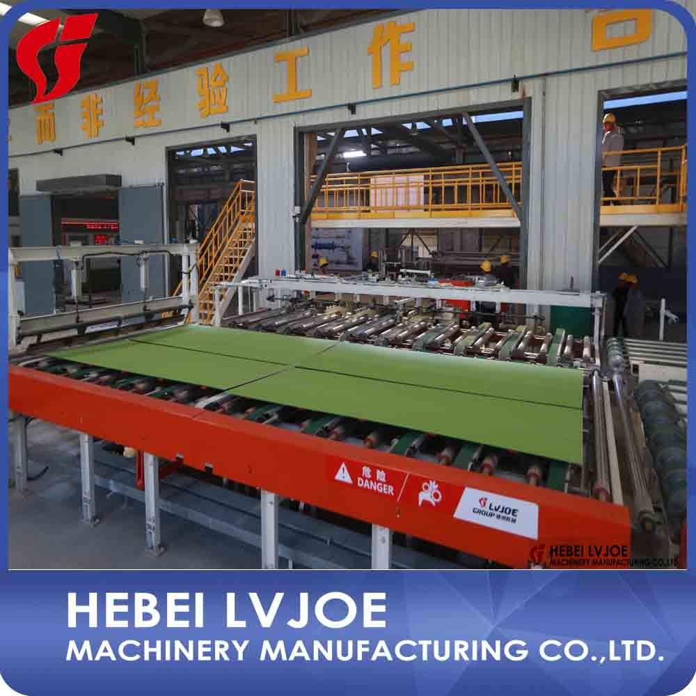 High Advanced Plaster Board Production Line