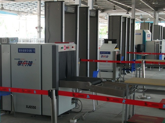 Railway Station Security Use X Ray Baggage Scanner 65*50 Cm X-ray Inspection System Price pictures & photos