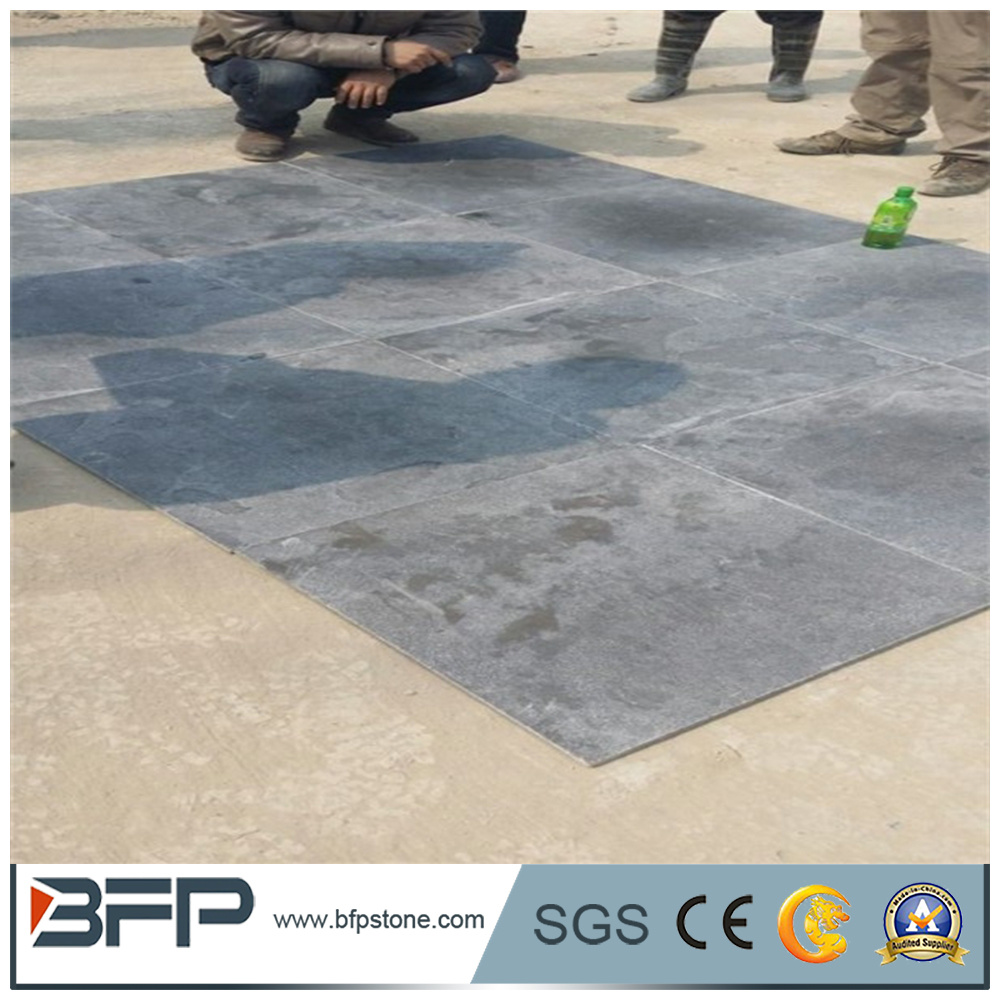 China Natural Stone Light Grey Granite Patio Pavers
