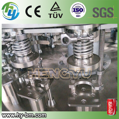 SGS Carbonated Can Filling and Sealing Machine for Cola pictures & photos