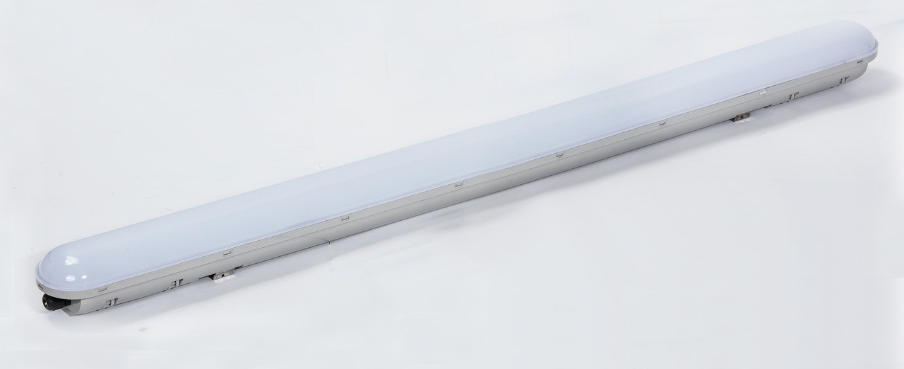 LED Tube Housing IP65 Triproof Fixture pictures & photos