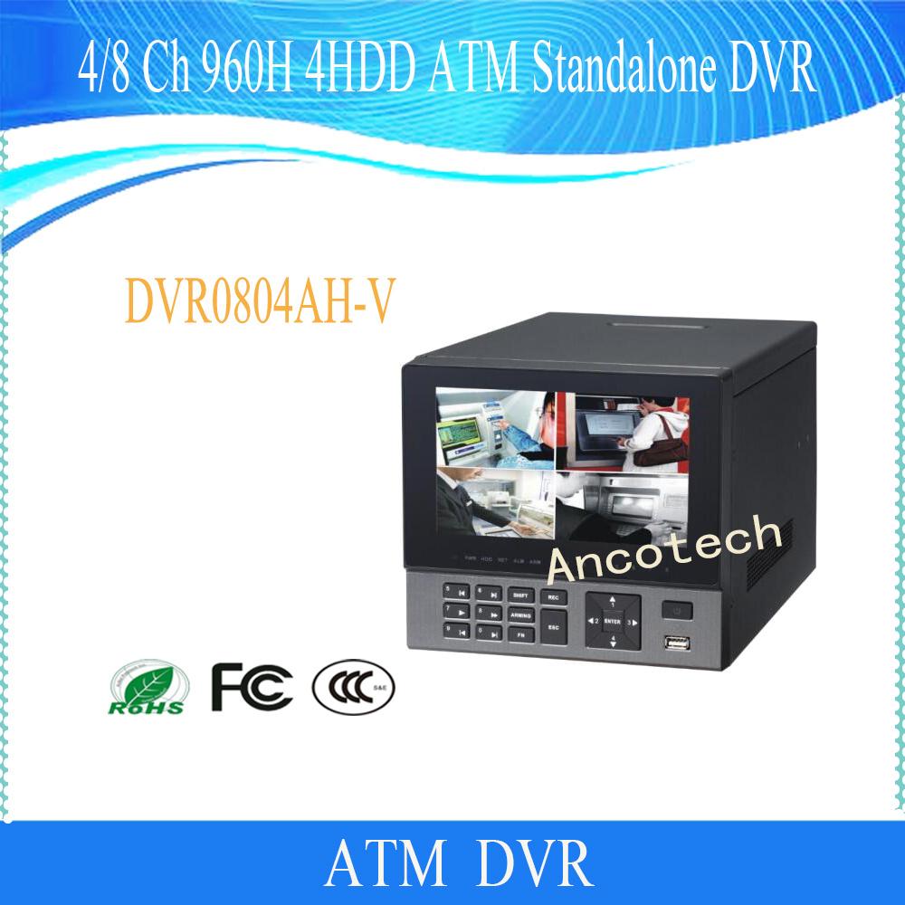 China Dahua 8 Channel 960h 4hdd Atm Standalone Dvr For Bank Dvr0804ah V Mobile Digital Video Recorder