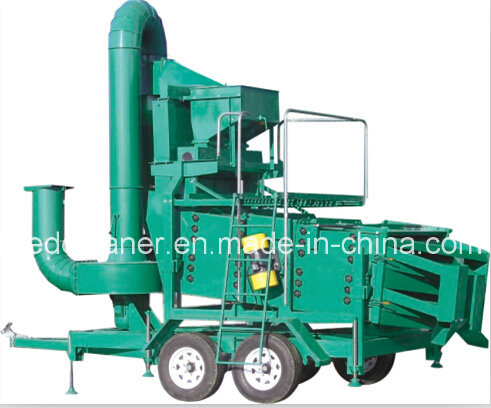 [Hot Item] Mobile Spices Cereal Grain Crops Seed Cleaning Plant