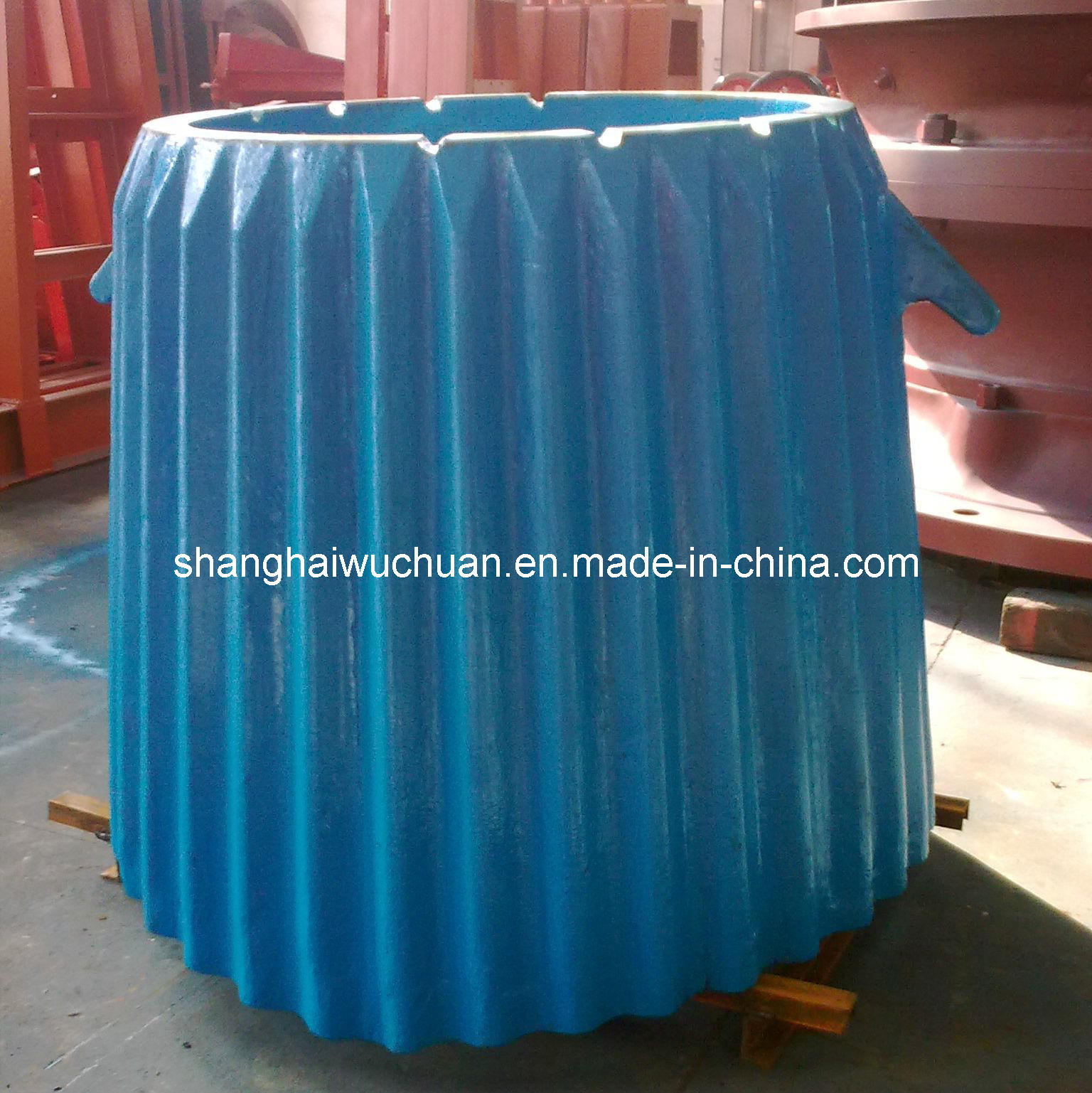 Manganese Parts for Gyratory Crusher