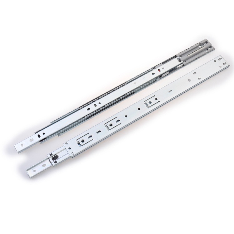 45mm Cabinet Hardware Telescopic Runners Supplier for Furniture