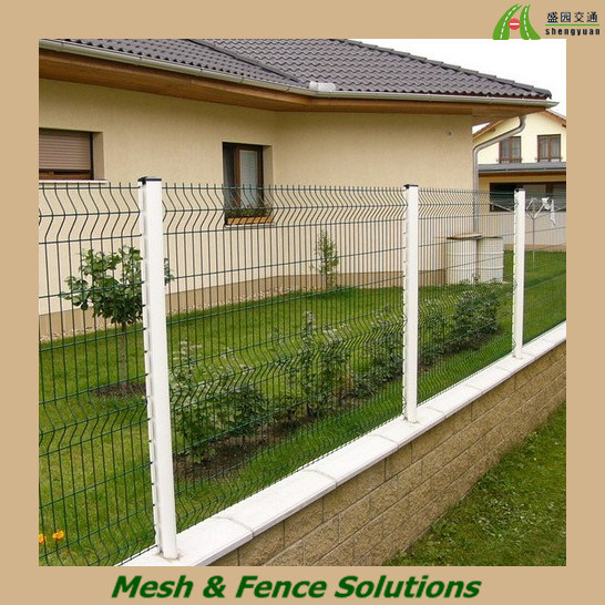 China Precast Concrete Decorative Fence Panels And Post