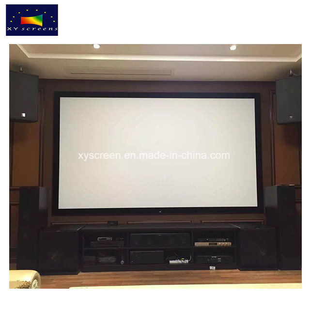 China Xy Screens 80~200 Inch Fixed Frame Projection Screen/Projector ...