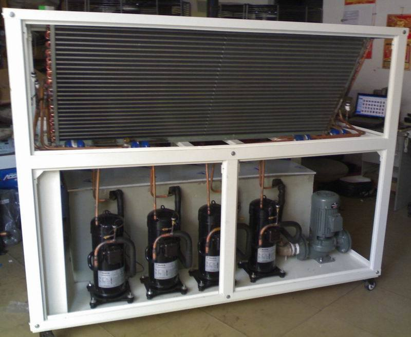 Air Cooled Chiller (SI-15A)