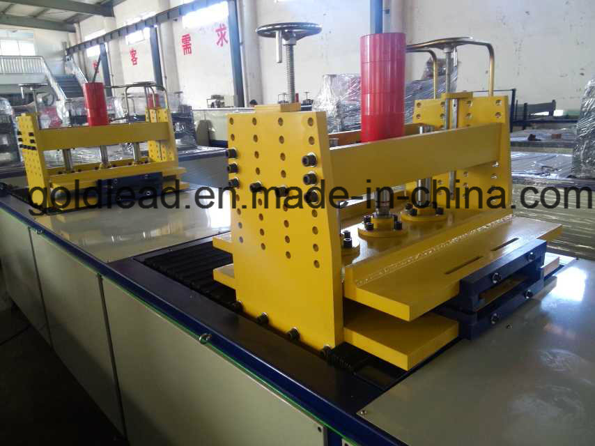 Experienced Best Price Hot Sale Efficiency Economic High Quality Manufacturer FRP Pultrusion Machine pictures & photos