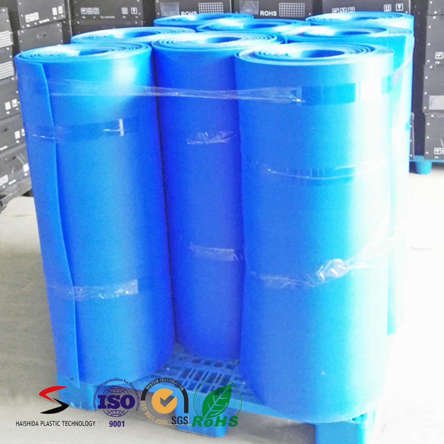 Building Material Recycled Corrugated Plastic Sheet Twin Wall Sheet for Protection