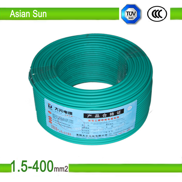 China Factory Supply PVC Insulated Thw Cable 8 AWG Wire - China Thw ...