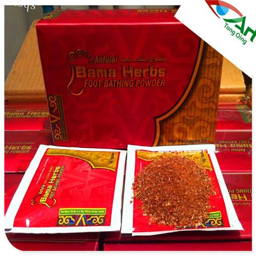 buy good presenting cheap prices China English Language User Manual Bama Foot Bath Powder ...