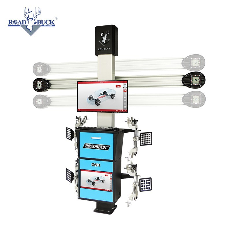 Auto Wheel Alignment for Car Repair Shop Machine Equipment Factory Price