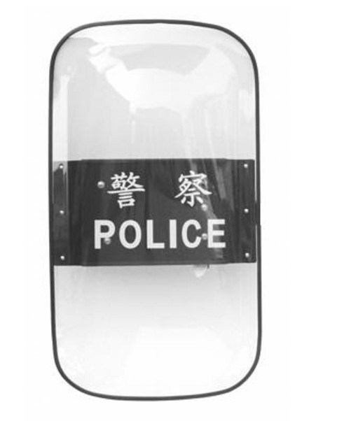 Yt-R1530 Anti Riot Shield/Transparent Polycarbona Riot Shield