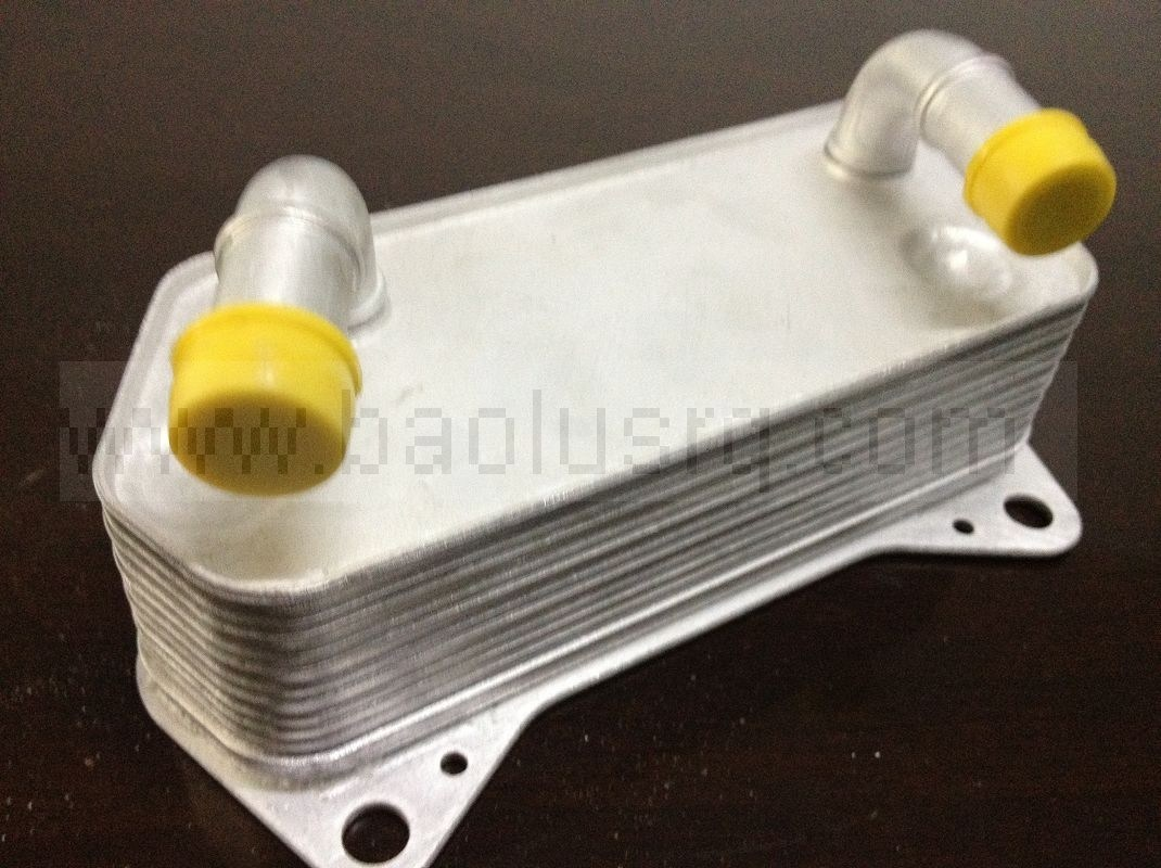 China 6 Speed Dual-Clutch Automatic Transmission Oil Cooler