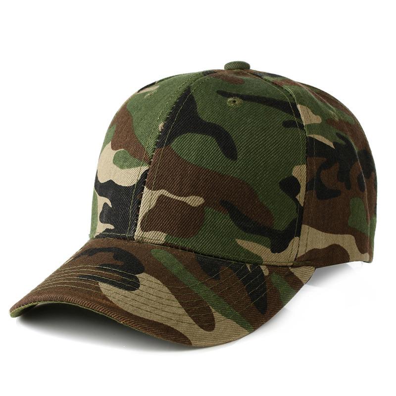 39b748414 China Fashion Design Camouflaged Caps Unisex Camo Baseball Hats - China  Camo Hats, Baseball Caps