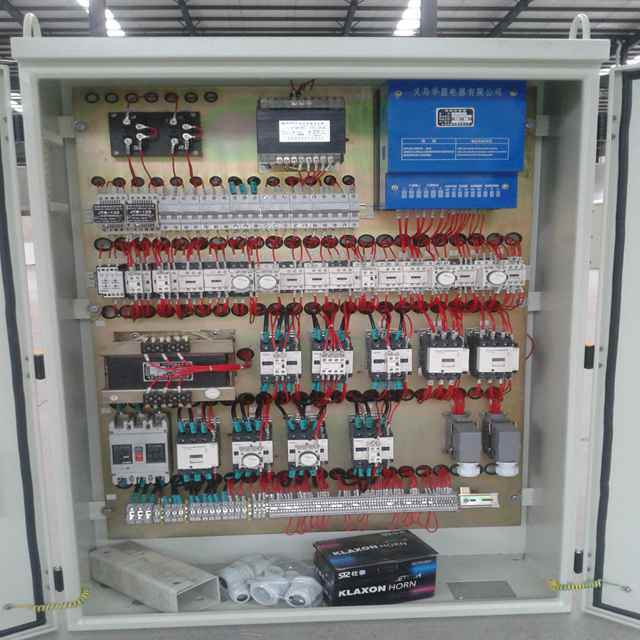 China Towre Crane Electric Control Panel Box Photos & Pictures ...