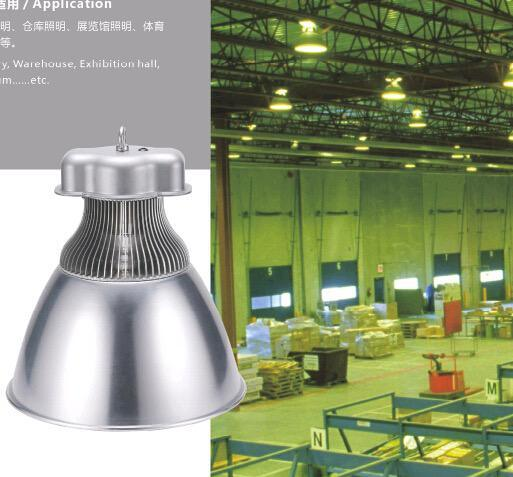 Interior Highbay Light Fixture Warehouse Lighting Waterproof 130lm/W Sensor  250W 200W 100W 60W 150W Industrial UFO LED High Bay Light