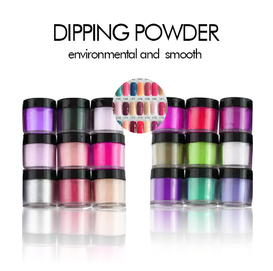 2018 Oem Do Your Own Brand Kg Dipping Powder For Nails