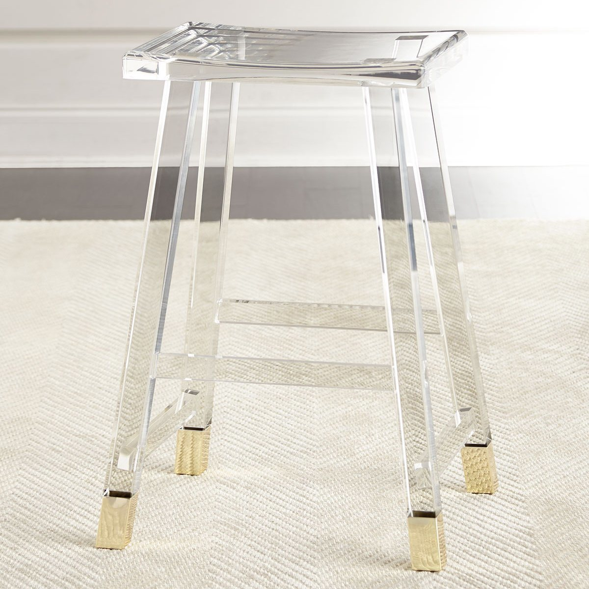 China Custom Made Acrylic Furniture Acrylic Lucite Bar Stools Plastic Bar Stool Photos Pictures Made In China Com