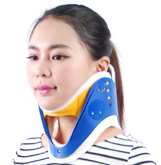 China Adult Emergency Cervical Collar Neck Brace Neck Support ...