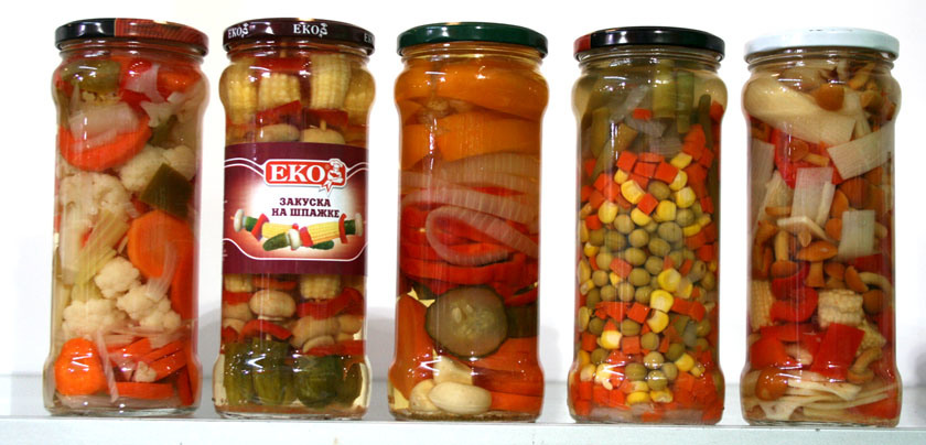 High Quality 5 Mixed Canned Mix Vegetables