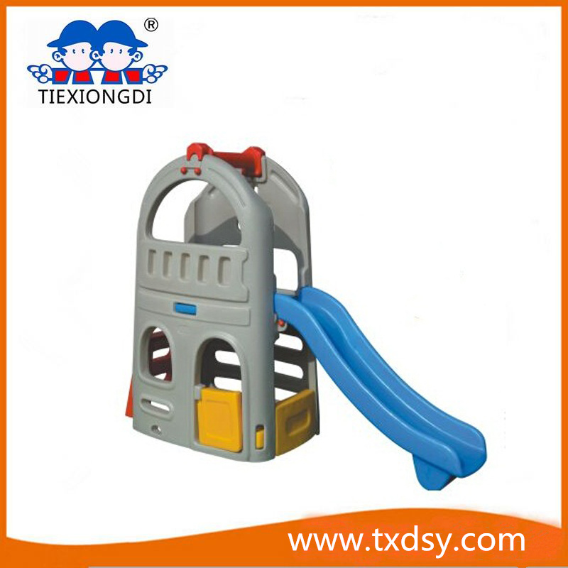 Amusement Park Equipment Plastic Slide