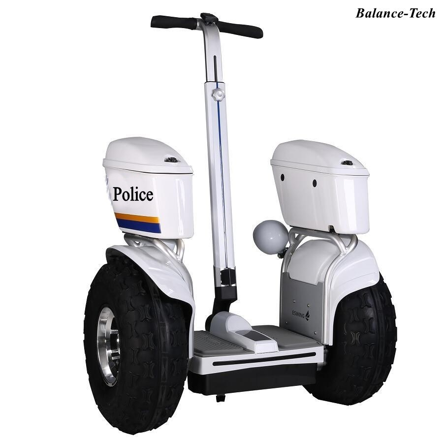 [Hot Item] off Road Strong Power All Terrain Electric Scooter 2400W Motor  LCD Panel Two Cabin Mobility Scooter