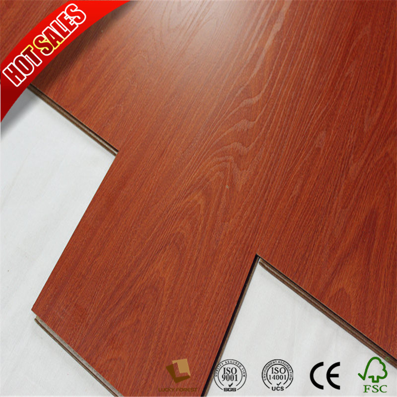 China Factory Of Canadian Maple Krono Original Laminate Flooring Hardwood Building Material