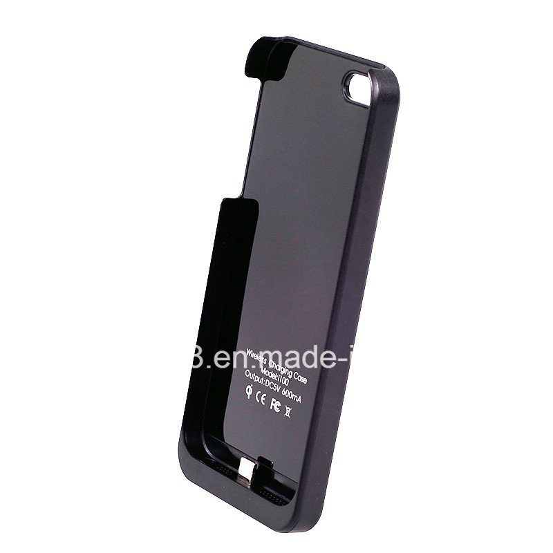 premium selection fa895 0842c [Hot Item] Qi Wireless Power Charging Case Receiver Ultrathin Protector for  iPhone 5 5s New