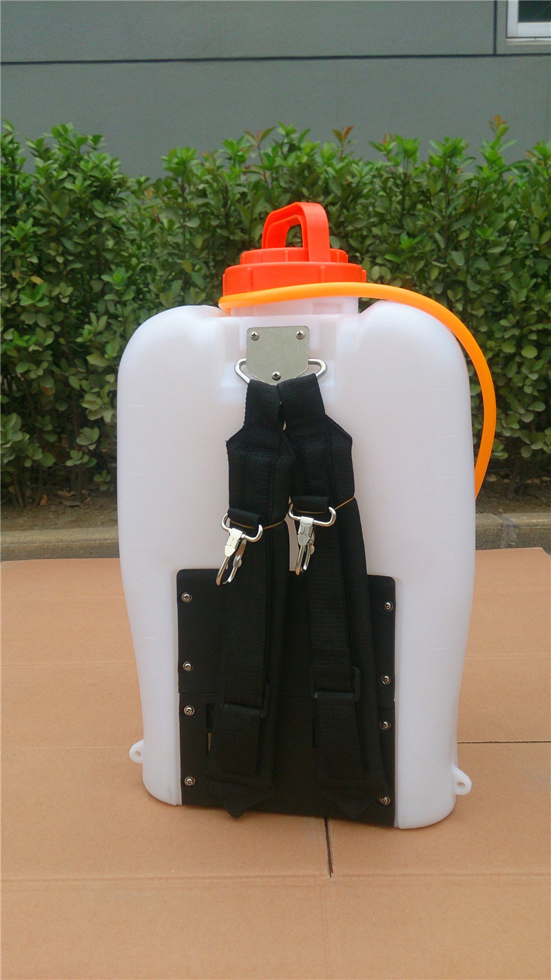 New Model 16L High Quality Knapsack Electric Battery Sprayer with Ce (3WD-161) pictures & photos