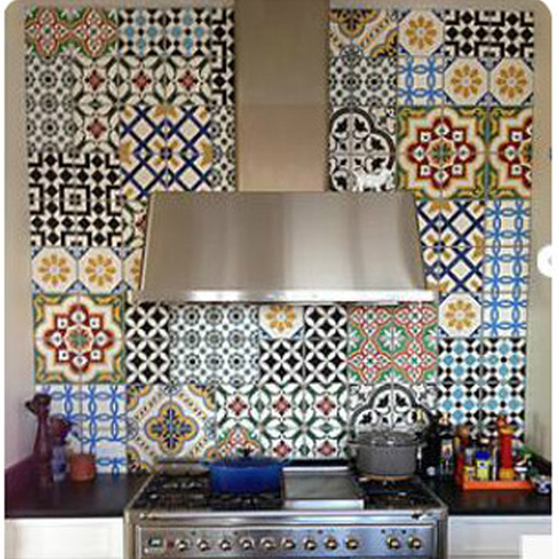 China Square Fashion Decorative Interior Royal Ceramic Floor Tiles