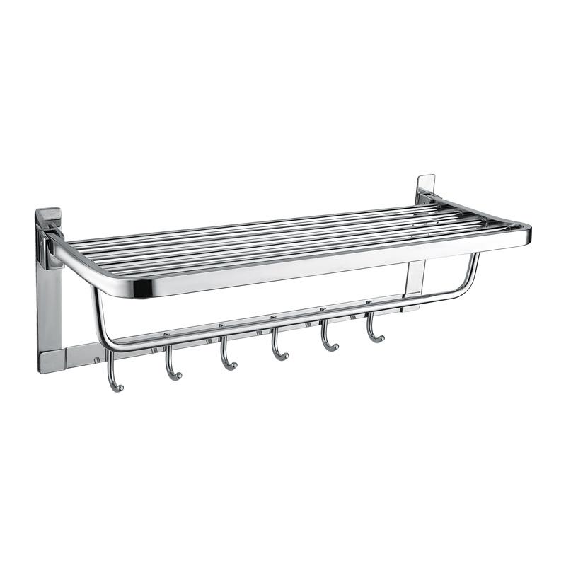 Stainless Steel 304 Hotel Towel Rack