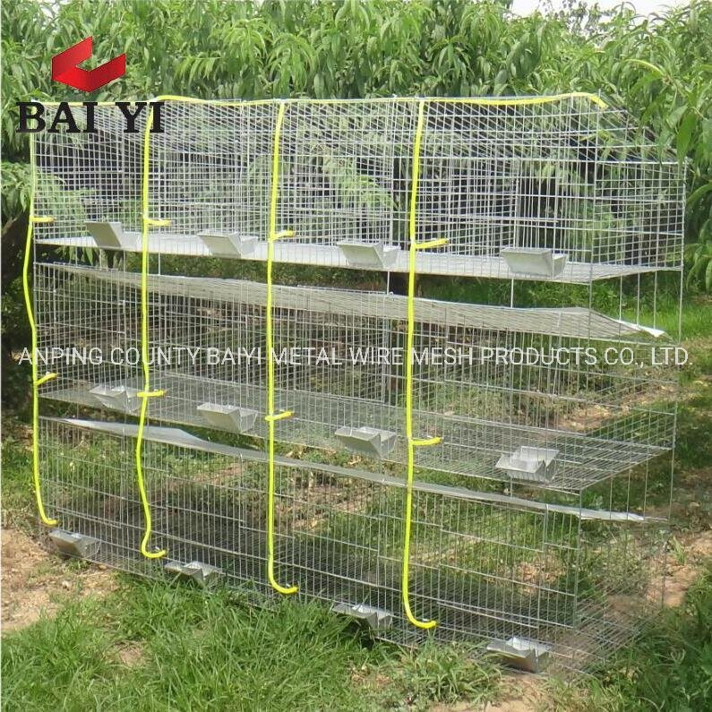China Welded Wire Rabbit Battery Cage Price Rabbit For Rabbit Farming China Welded Wire Rabbit Cage Rabbit Battery Cage Price