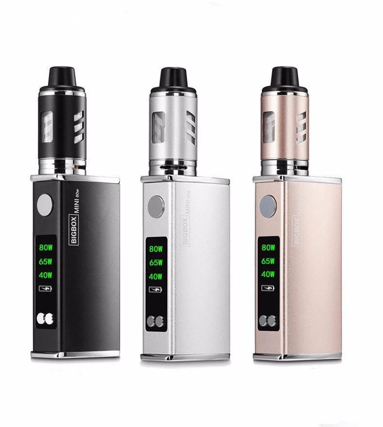 Electronic cigarette mod fuente cigars 858