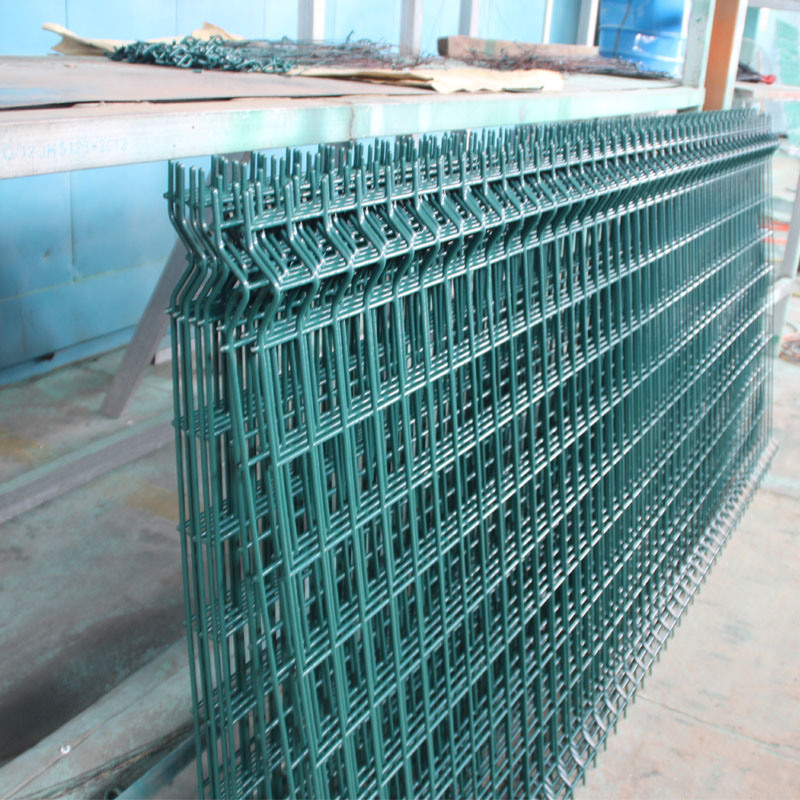 China Euro Welded Wire Mesh Roll Garden Fence - China Eurofence, PVC ...