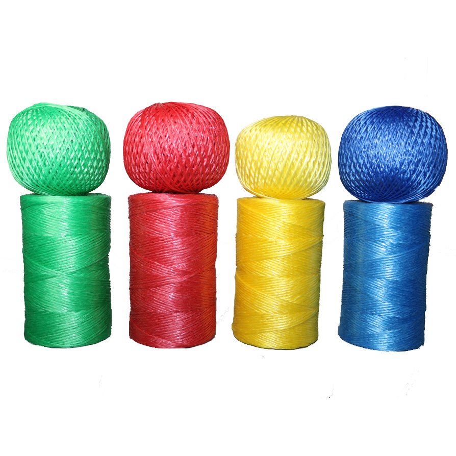1 KG SPOOL STRONG GREEN POLY GARDEN//HORTICULTURAL TWINE
