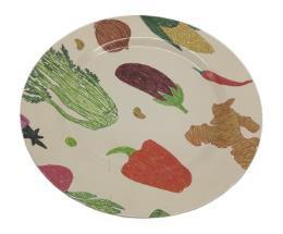 Round Halloween Cheap Custom Printing Dish Melamine Plate  sc 1 st  Dongguan Ruizhun Precision Metal Co. Ltd. & China Round Halloween Cheap Custom Printing Dish Melamine Plate ...
