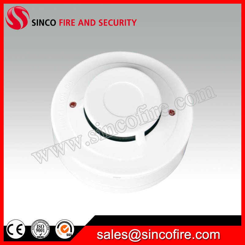 China Conventional Photoelectric Smoke Detector for Fire Alarm ...