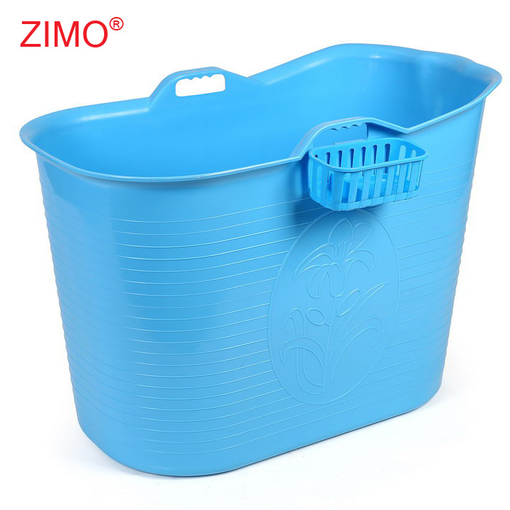 China SGS Test Passed PP5 Large Plastic Bath Tub for Adults - China ...