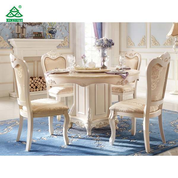 [Hot Item] Modern Design Furniture House Dining Room Furnitures Malaysian  Antique Wood Dining Table Sets