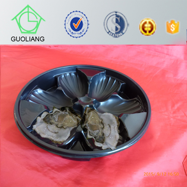 Disposable PP Sea Food Tray