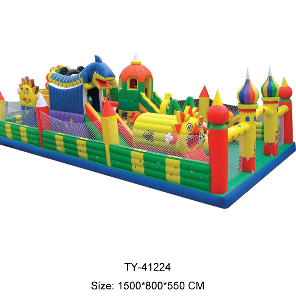 CE Approved Used Commercial Inflatable Bouncers for Sale (TY-11201)