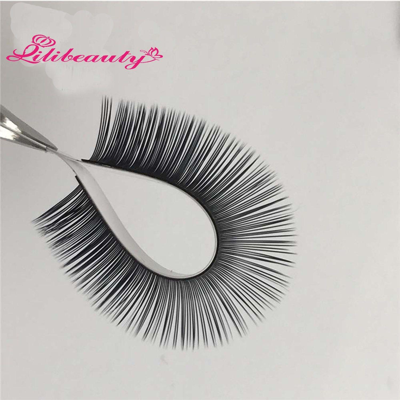 China Lilibeauty Best Price Flat Individual Eyelash Extensions 015