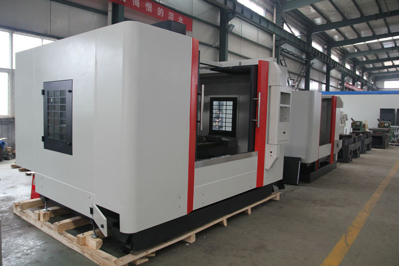 Heavy Duty Milling Machine Vertical Machine Center with CNC Vmc1060 pictures & photos