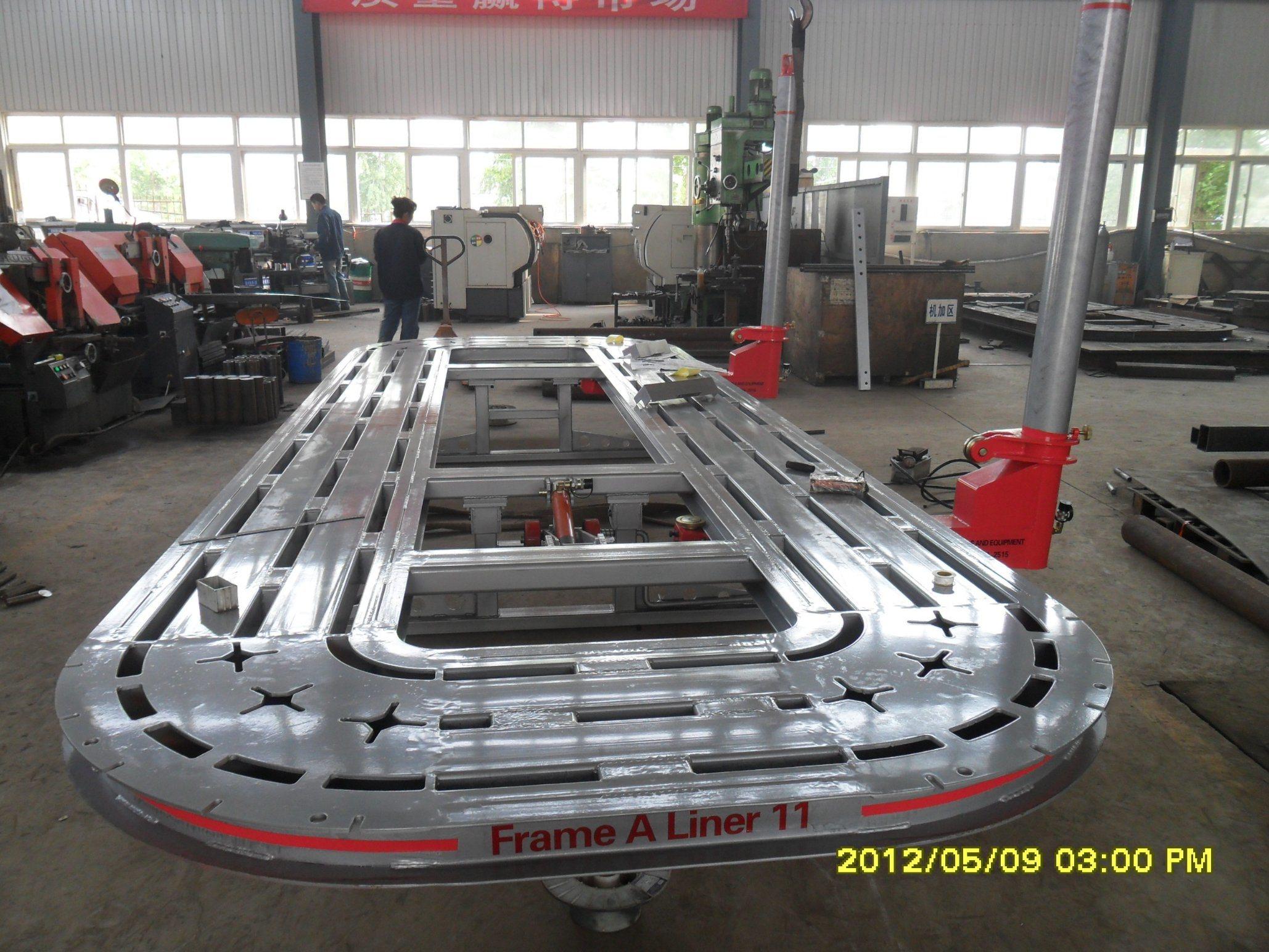 China Er600car Accident Kit Equipment Wheel Alignment Car Frame ...