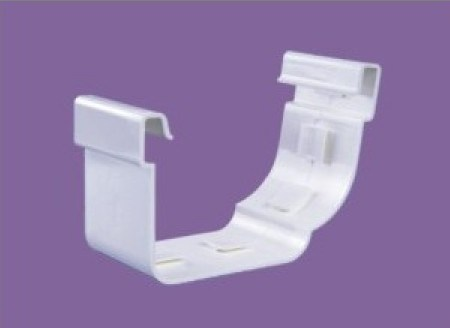 China Pvc Rain Gutter Fitting For Roof Drainage Pvc Joint